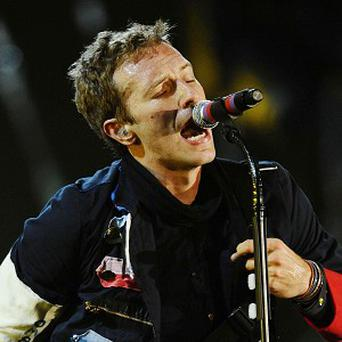 Chris Martin says the new Coldplay album tells a story