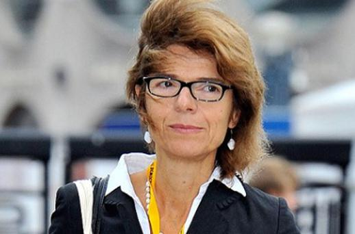Vicky Pryce at the LibDem Conference