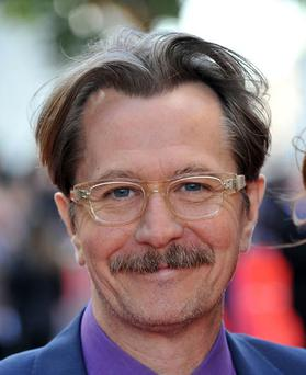 Gary Oldman: Now on his fourth marriage