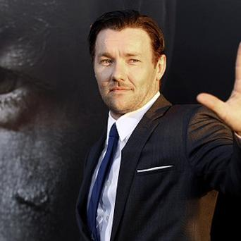 Joel Edgerton said his training for Warrior made him feel good