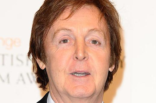 Sir Paul McCartney will achieve a new first as he premieres his first-ever ballet score in New York. Photo: PA