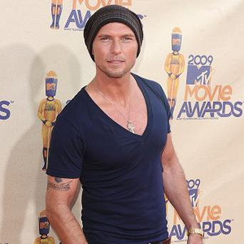 Luke Goss likes to perform his own stunts