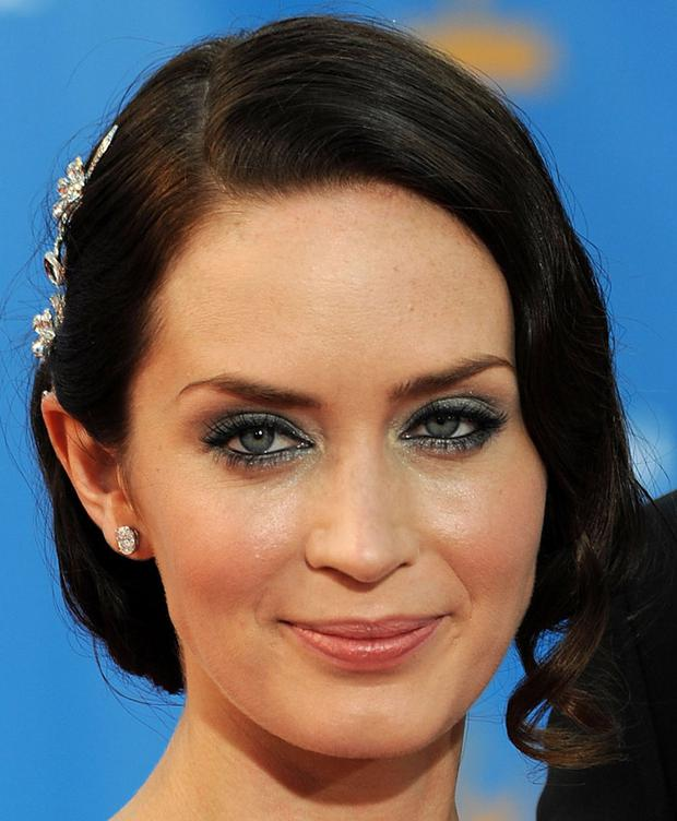Actress Emily Blunt arrives at the 62nd Annual Primetime Emmy Awards held at the Nokia Theatre L.A. Live on August 29, 2010 in Los Angeles, California.