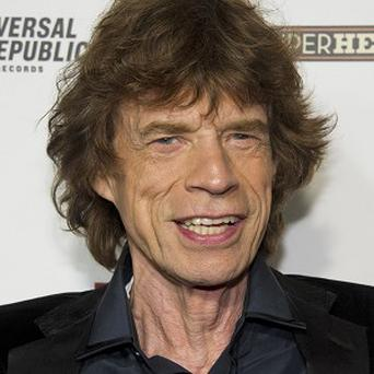 Mick Jagger raps on SuperHeavy's debut album