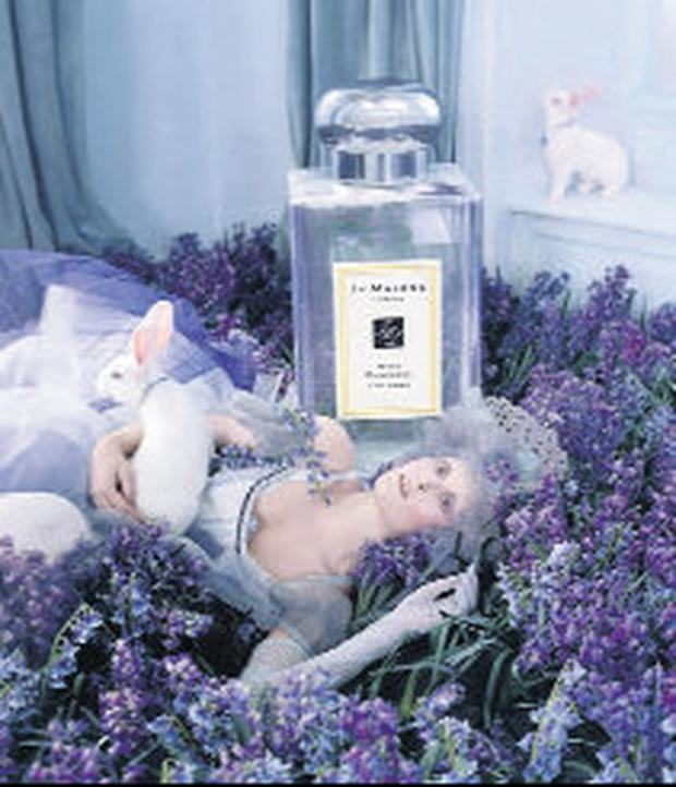 Jo Malone Wild Bluebell Cologne, €42 for 30ml