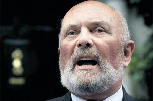 The country needs to send out a firm message by not electing David Norris to the office of president