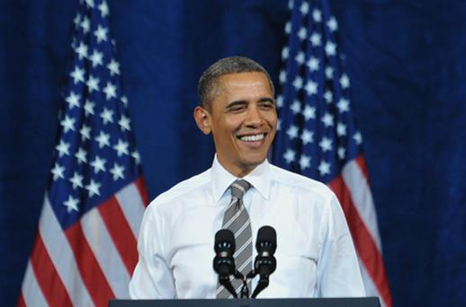 US President Barack Obama. Photo: Getty Images