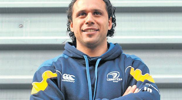 Isa Nacewa admits it has been a difficult time for Leinster