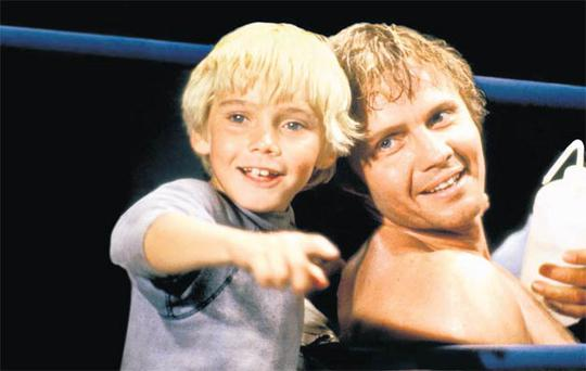 9-year-old Ricky Schroeder and Jon Voight starred togeether in the most upsetting movie scene ever