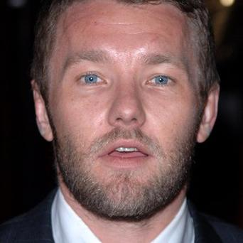 Joel Edgerton played a joke on one of the fighters in Warrior