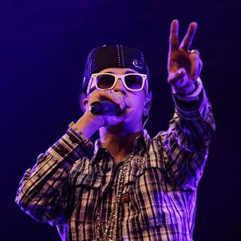 N-Dubz frontman Dappy has landed his first solo UK number one hit with debut single No Regrets