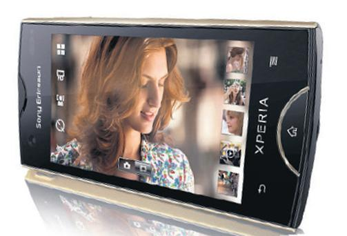 Sleek: The Sony Ericsson Xperia Ray
