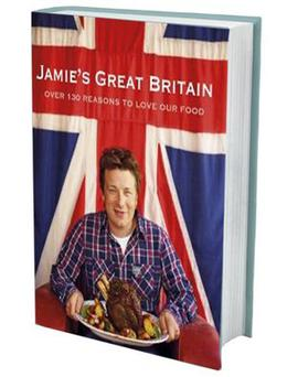 JAMIE OLIVER - Britain's favourite mockney culinary whizz takes on 'British food done properly'. Contains more than 100 of Oliver's favourite recipes