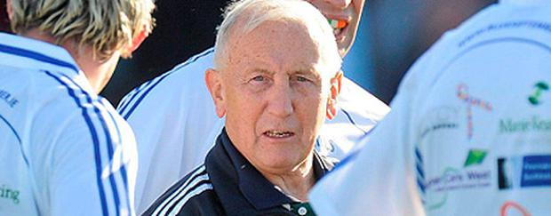 Former Meath manager Sean Boylan