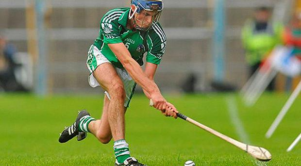 Limerick captain Gavin O'Mahoney