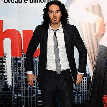 Russell Brand could be teaming up with Julianne Hough again