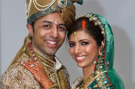 Shrien Dewani and Anni Dewani. Photo: PA