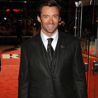 Hugh Jackman asked to keep his shirt on for Les Miserables