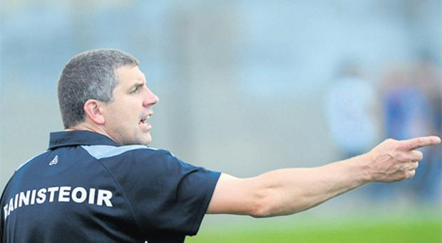 Former Galway star Kevin Walsh has made a huge impact as Sligo manager