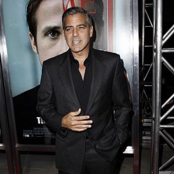 George Clooney also co-wrote and directed the film