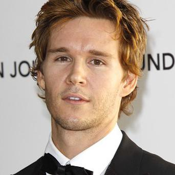 Ryan Kwanten gets to work on a couple of movies each year outside his True Blood schedule