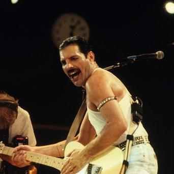 We are the Champions by Queen was voted the most 'sing-along-able' tune