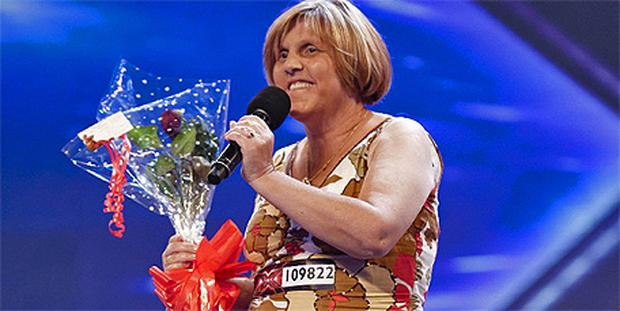 Ceri Rees was rejected four times in six years on The X Factor