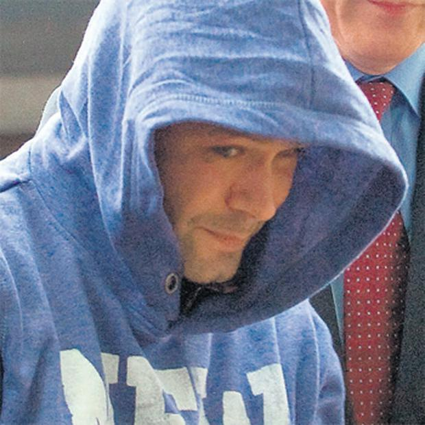 Florin Fitzpatrick, who appeared in court yesterday in relation to the murder of schoolteacher John Kenny