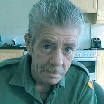 Murdered: Martin Purcell