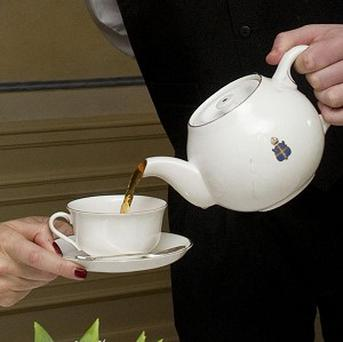 A new survery reveals just four per cent of UK tea drinkers are under 25