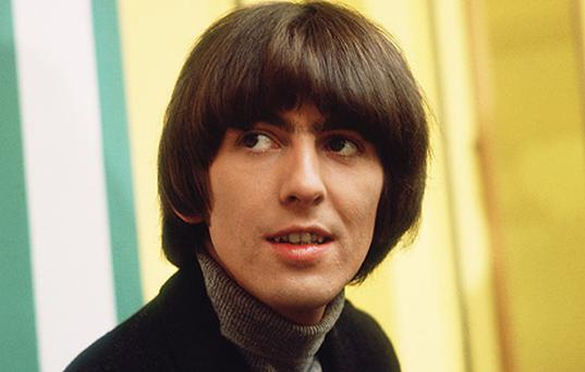 George Harrison. Photo: Getty Images