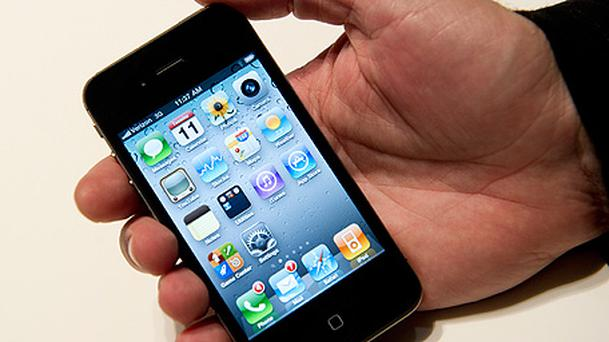 Apple's iPhone 4. Photo: Getty Images