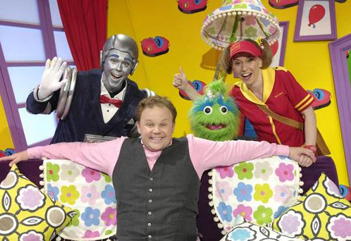 Justin's House begins on CBeebies on Saturday, October 8