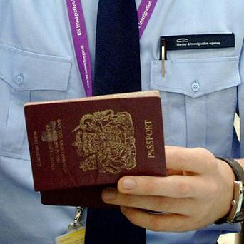 New passports will contain additional options for 'parent one' and 'parent two'