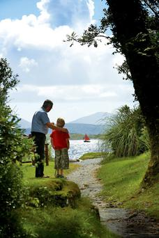 Keep the kids occupied during October Midterm with a five-night stay at Parknasilla Resort and Spa, Sneem, Co Kerry. <br/> Making plans for the kids during October half-term can be tricky, so give them a five-night treat from only &euro;999 for a family of four at a family lodge in the Halloween-themed Parknasilla. Your little horrors will be met with special Halloween treat bags on arrival before they can go off and have a scream watching scary movies and pumpkin carving - meaning that you still get to spend some quality time with your significant other, while the significant others are off having the time of their little lives! Located on the magnificent Ring of Kerry, Parknasilla Resort has at its heart the famously historic hotel, as well as an indulgent spa, spacious apartments and a 12 hole golf course set in 500 acres of rolling green Kerry countryside, surrounded by balmy sub-tropical vegetation and with an enticing array of outdoor activities. There is something for all the family including tennis, swimming, pétanque, croquet, archery, fishing, treasure hunts, miles of walks or a round of golf. For more information visit www.parknasillahotel.ie or call +353 (0)64 667 5600
