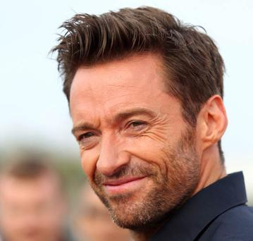 Jackman is famous for his punishing diet - no carbs after lunchtime and waking up at 4.30 am for egg whites