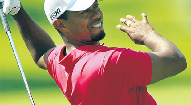 At his imperious best Tiger Woods exuded self-belief over every putt. Yet that has now evaporated