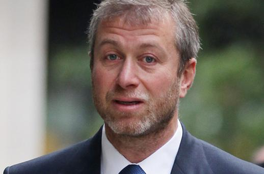 Roman Abramovich. Photo: Getty Images