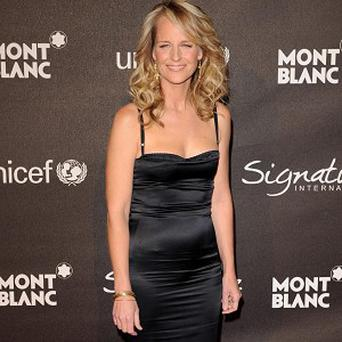 Helen Hunt is being linked to the lead role in Decoding Annie Parker