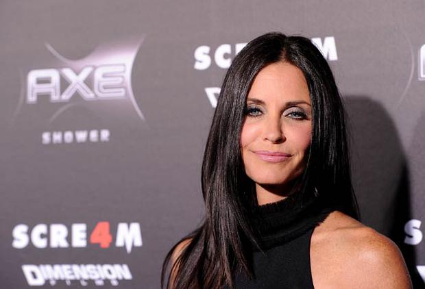 Courtney Cox: Flying the flag for the over 40s