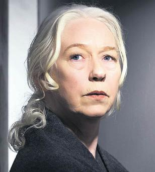 Marie Mullen as Mary in 'Testament'.