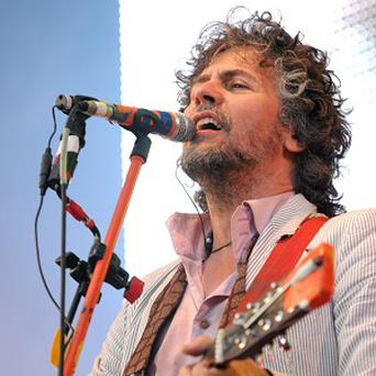 Wayne Coyne teamed up with Sean Lennon for the song