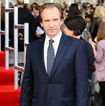Ralph Fiennes is to be honoured by the BFI
