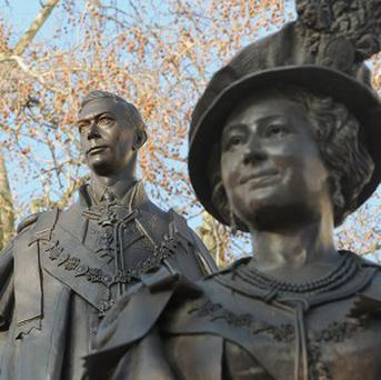It has been suggested that statues should be micro-chipped to prevent them being stolen