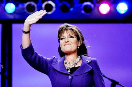 Bowing out: Sarah Palin has confirmed she will not run for President
