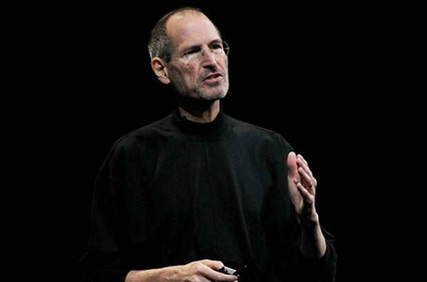 Steve Jobs stepped down as Apple's chief executive in August. Photo: Getty Images