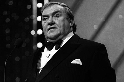 Les Dawson who famously referred to his mother-in-law as Hitler. Now a new study has found that many British women think their mothers-in-law are 'bitchy', domineering and even a cause of marital breakdown. Photo: PA