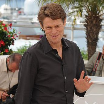 Willem Dafoe provided one of the voices in Finding Nemo