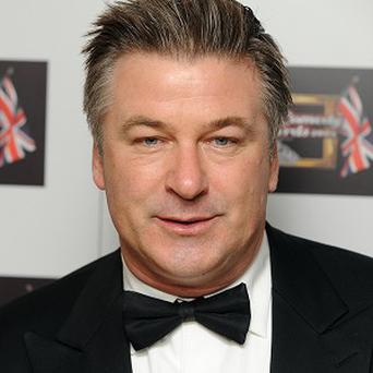 Alec Baldwin co-hosted the Oscars with Steve Martin
