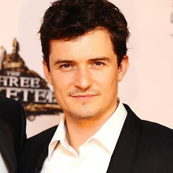 Orlando Bloom stars in The Three Musketeers and is working on The Hobbit
